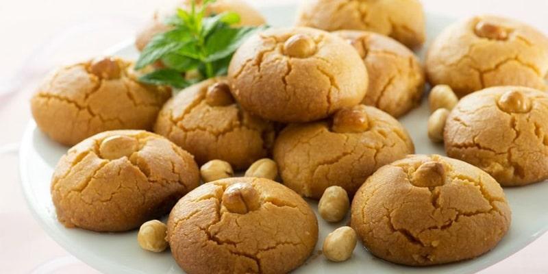 شکر پاره بهترین شیرینی ترکیه ای