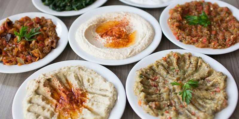 بهترین پیش غذاهای ترکیه ای