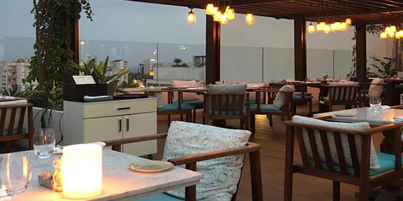 بهترین رستوران ساحلی آنتالیا