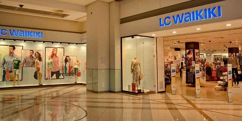 معروف ترین برندهای لباس درمراکز خرید آنتالیا