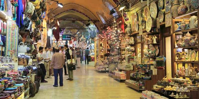 معروف ترین بازار ظروف سنتی در آنتالیا