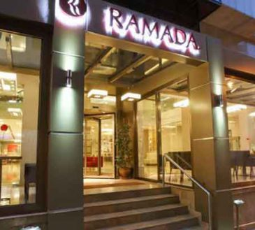 هتل 5 ستاره رامادا استانبول
