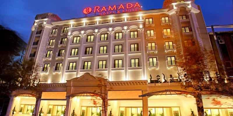 هتل رامادا استانبول کجاست؟