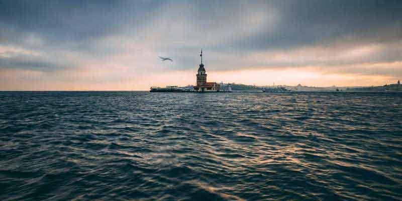 سفر به استانبول، ترکیه در پاییز