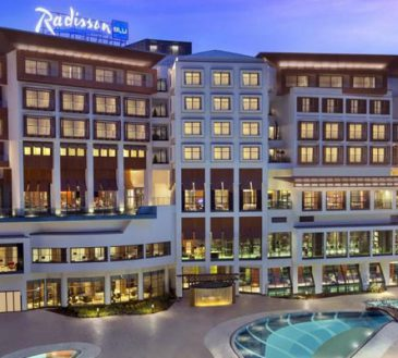 هتل راديسون بلو استانبول