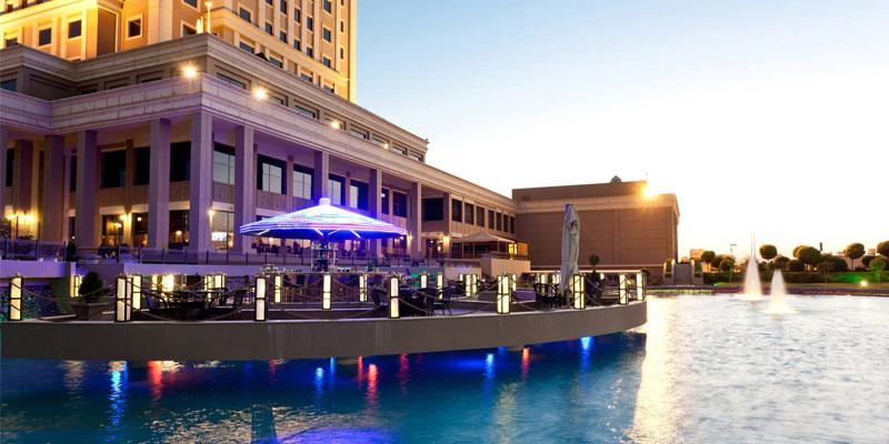 رستوران های هتل دیوان ترکیه