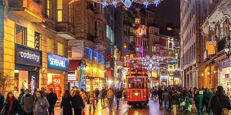 خیابان استفلال ترکیه
