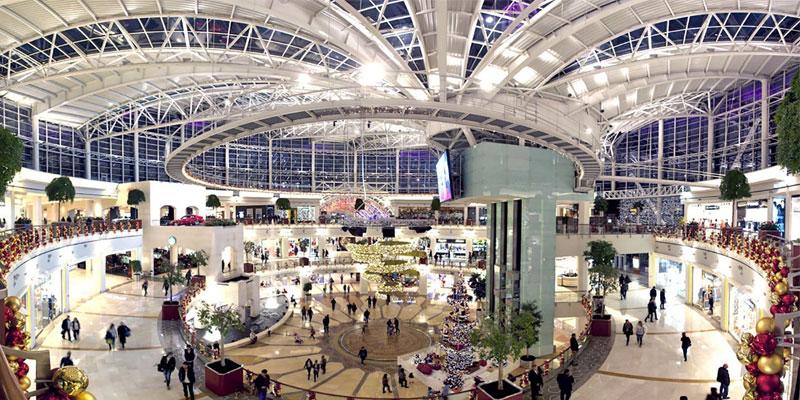 مرکز خرید ایستینیه پارک استانبولترکیه