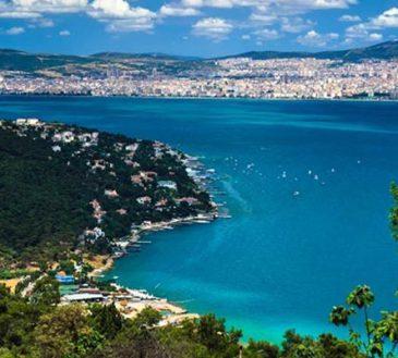 جزیره بورگاز آدا استانبول