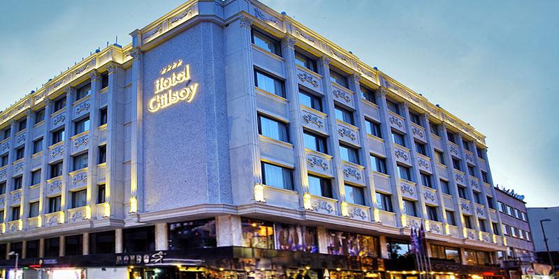 هتل گرند استانبول