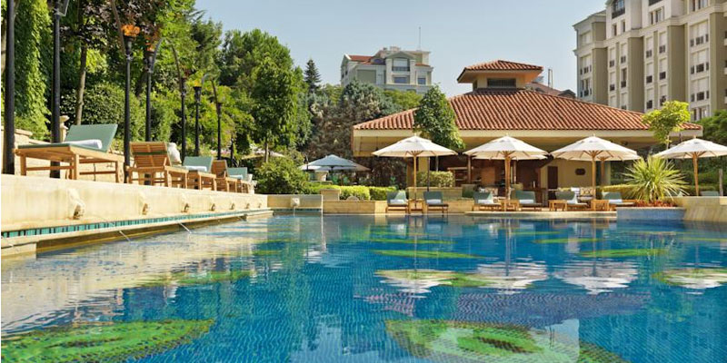 امکانات تفریحی هتل گرند حیات استانبول