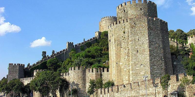 قلعه روملی حصاری استانبول ترکیه