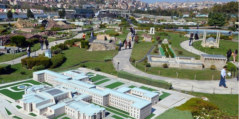 پارک مینیاتوری استانبول