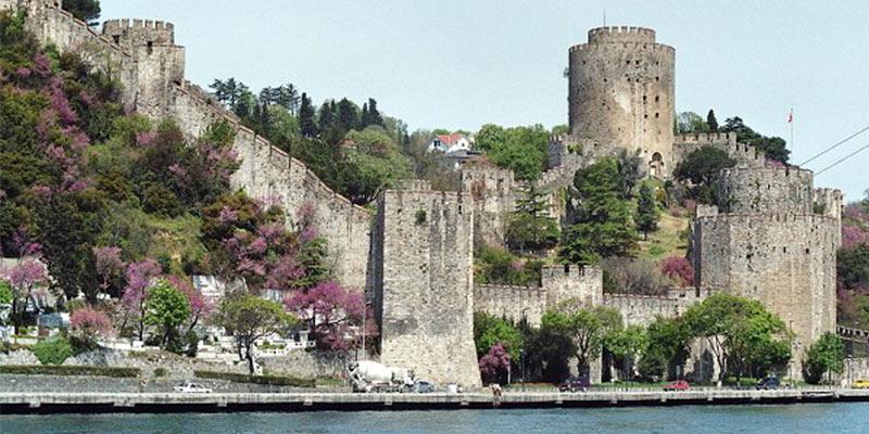 روملی حصاری در ترکیه