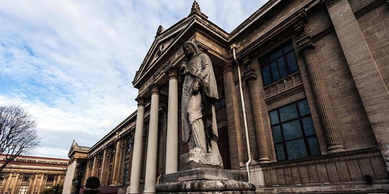 موزه های باستان شناسی استانبول
