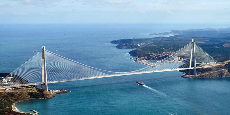 تنگه بسفر٬ دیدنی ترین جای استانبول