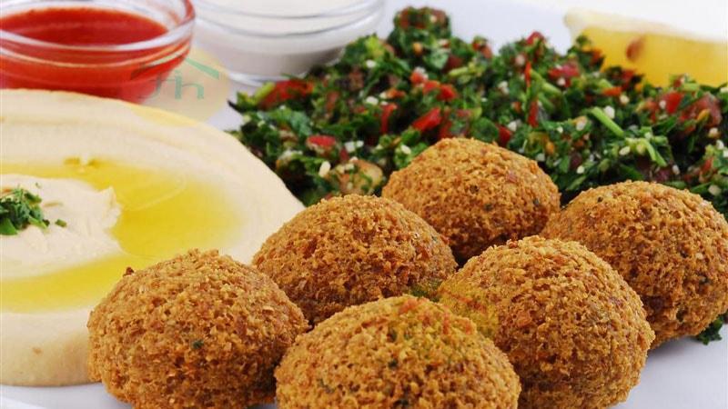رستوران فلافل هاوس خیابان استقلال