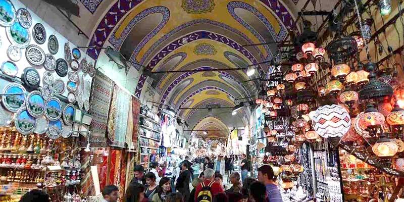 بهترین بازار استانبول برای خرید عمده