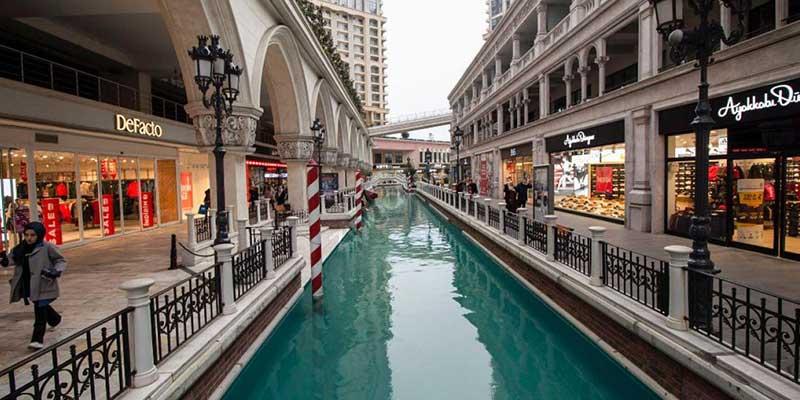 بهترین اوت لت استانبول مرکز خرید ونیزیا