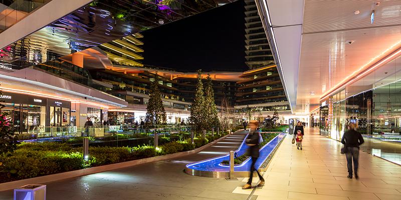 لوکس ترین مرکز خرید استانبول زورلو
