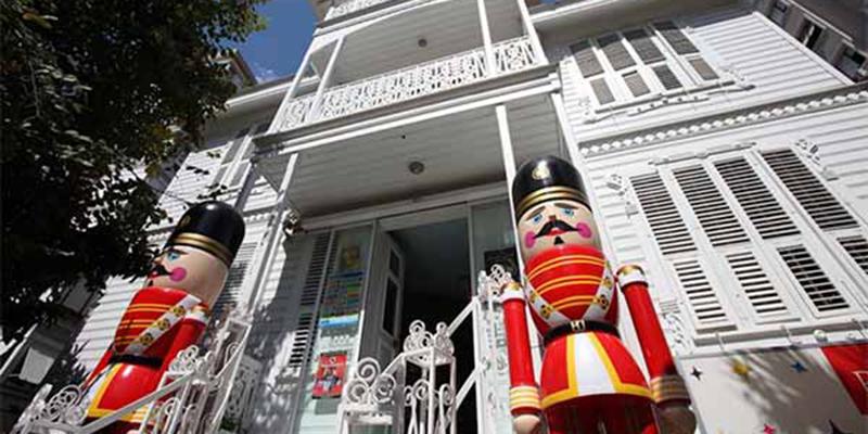 موزه اسباب بازی آنتالیا