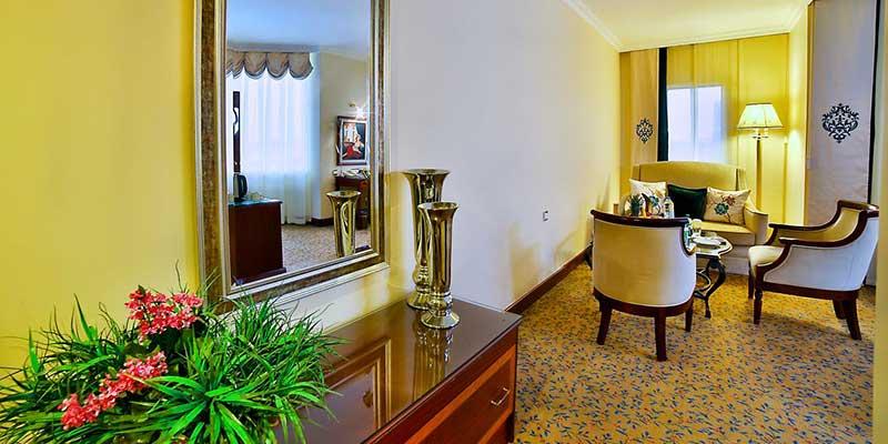 قیمت سوییت هتل گرند جواهر در استانبول ترکیه