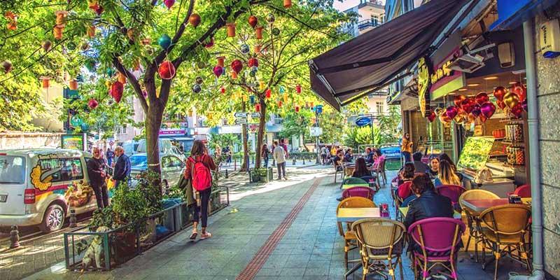 محله کادیکوی ترکیه