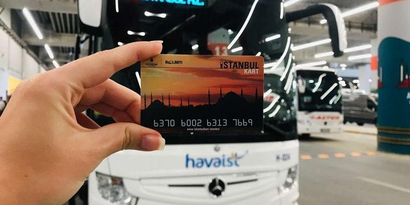 قیمت استانبول کارت