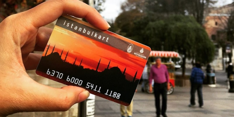 خرید استانبول کارت در سفر به استانبول