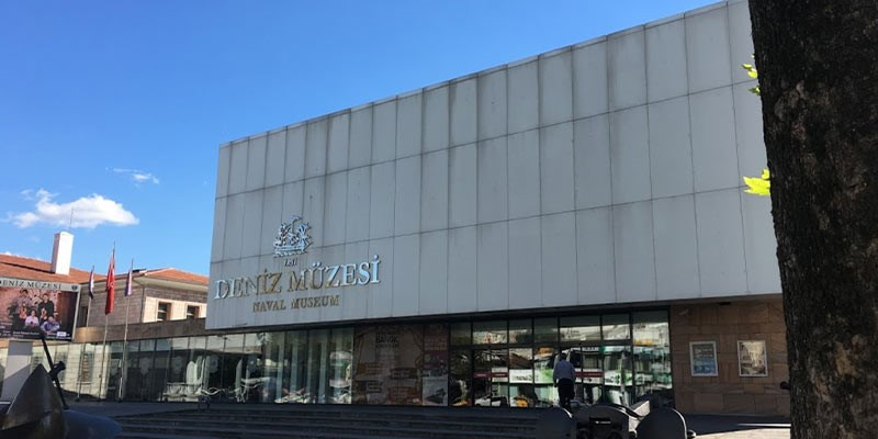 موزه نیروی دریایی استانبول