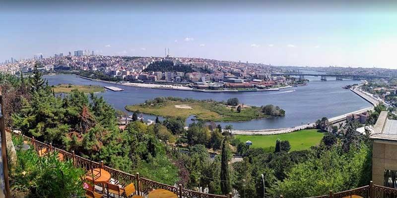 تپه پیر لوتی استانبول کجاست؟