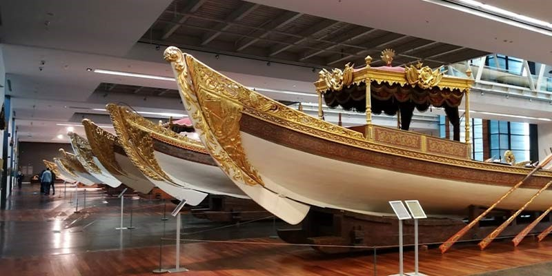تاریخچه موزه نیروی دریایی