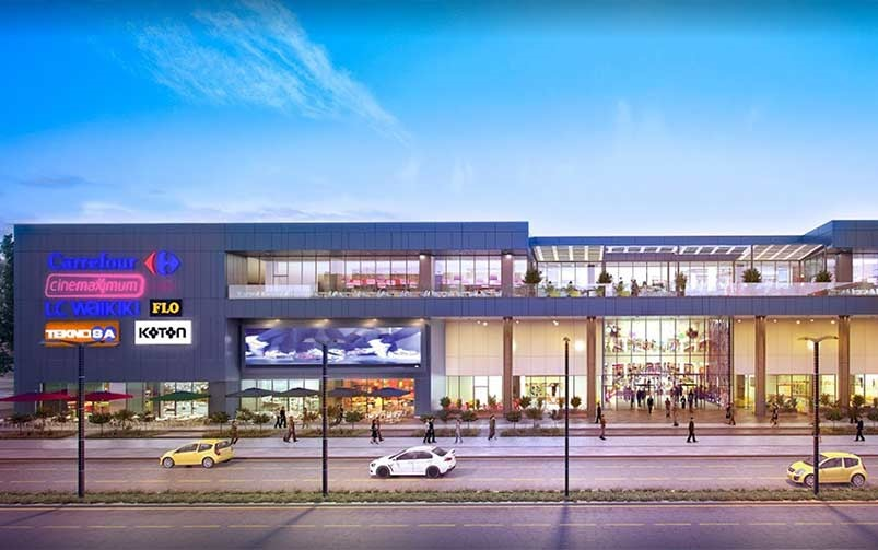 مرکز خرید Van AVM