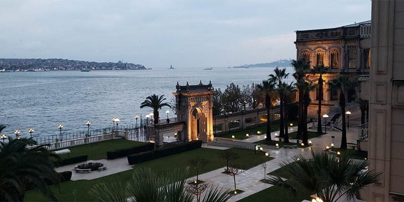 هتل کمپینسکی استانبول