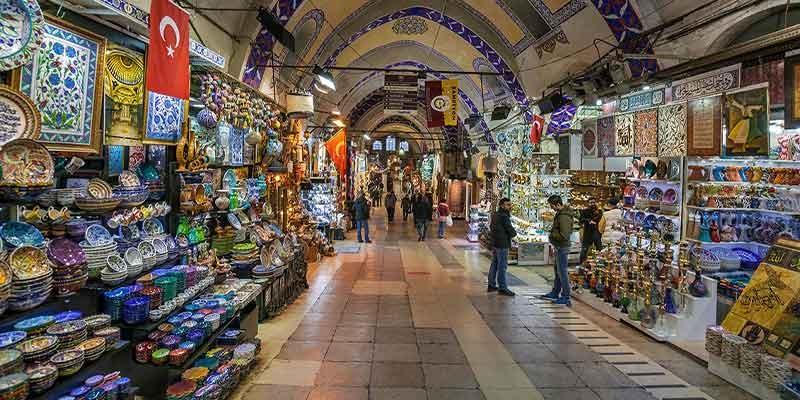 محله بازار استانبول