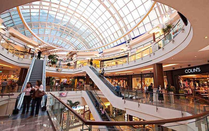 مرکز خرید Turquoise Mall