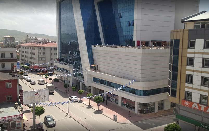 مرکز خرید Aydin Perihan AVM