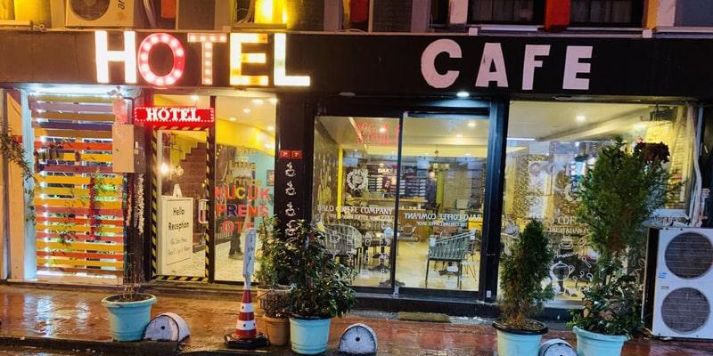 کافه های خیابان استقلال