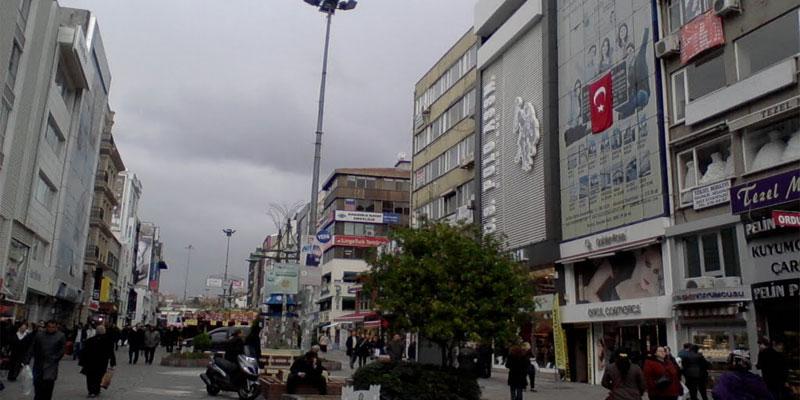 باکرکوی منطقه ساحلی محبوب استانبول