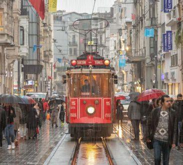 همه چیز درباره خیابان استقلال استانبول