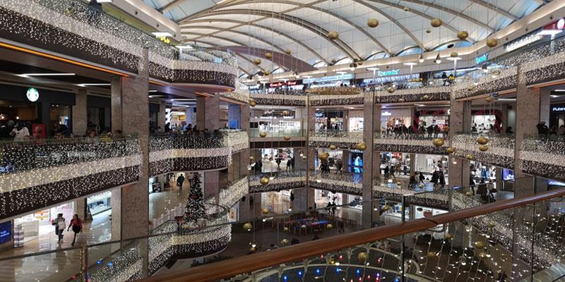 مرکز خرید کاپاسیتی در bakirkoy