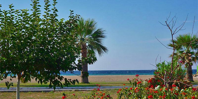 ساحل الماس کوش آداسی بهترین انتخاب برای شنا و استراحت