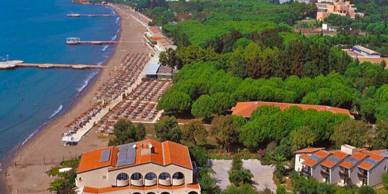 ساحل پارادایش کوش آداسی، تکهای از بهشت در ترکیه