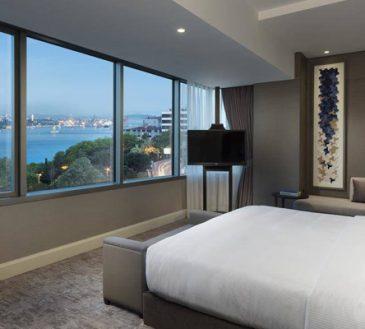 لوکس ترین هتل های استانبول
