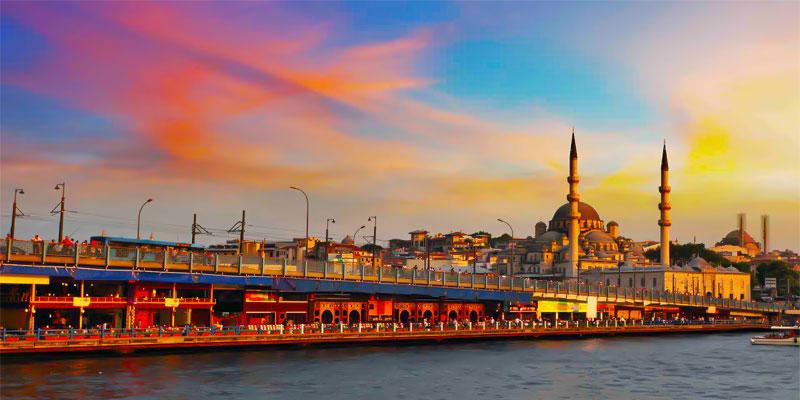 معرفی 5 تفریح رایگان در استانبول