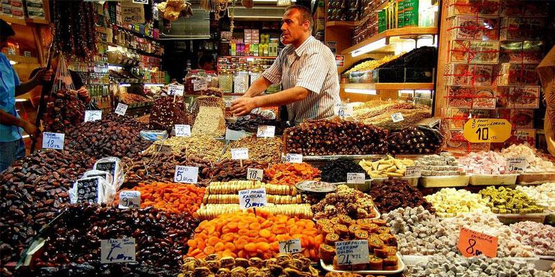 ساعت کار بازار ادویه استانبول
