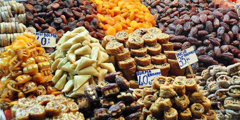 بازار ادویه استانبول کجاست؟