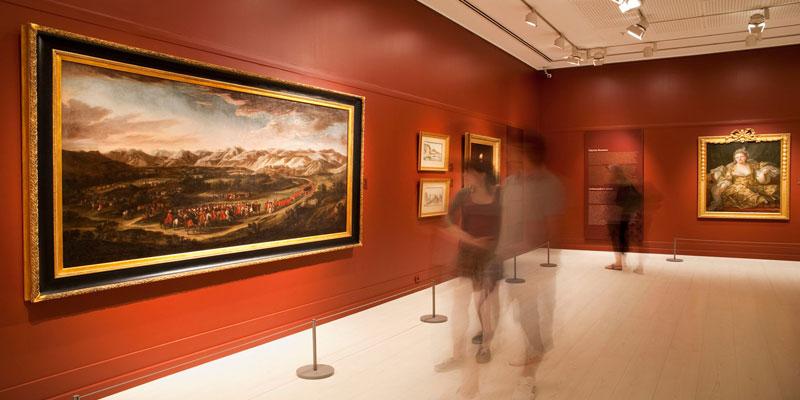 معرفی کامل موزه پرا استانبول