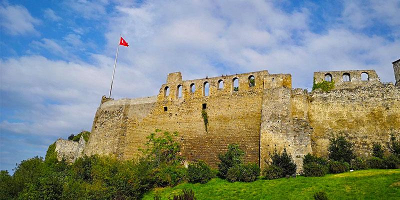 قلعه ترابزون، یکی از جاهای دیدنی و تاریخی ترابزون