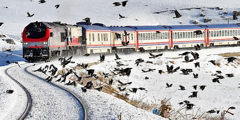 سفر به ترابزون با قطار وان به ترابزون